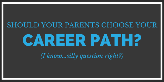 how to decide your career path